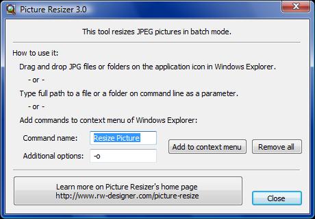 Best Image Resize Freeware - Change photo size, dpi, more!